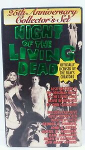 Night-of-the-Living-Dead-25th-Anniversary-Documentary-VHS-1993-Special-Edition