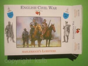 1-32-A-Call-to-Arms-34-englischer-Buergerkrieg-Haslerigge-039-s-Lobsters-Kavallerie