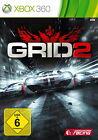 GRID 2 (Microsoft Xbox 360, 2013, DVD-Box)