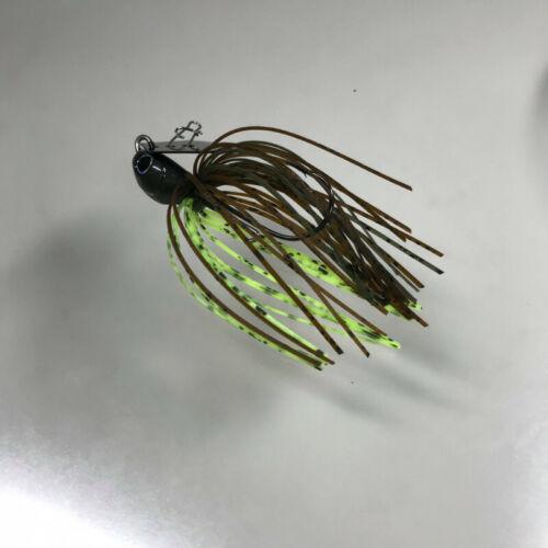 Noike Tiny Kaishin Blade 1//4oz 13 Farben Chatter baits aus Japan