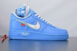 Nike-Air-Force-1-Low-Off-White-MCA-University-Blue