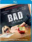 Bad Teacher 0043396387867 With Cameron Diaz Blu-ray Region a
