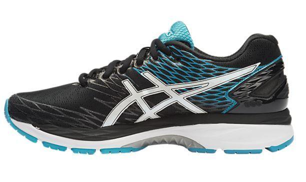 Asics Gel Nimbus 18 Mens Running Shoe (D) (9001)