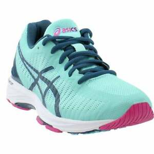 ASICS-Gel-Ds-Trainer-23-Running-Shoes-Casual-Running-Shoes-Blue-Womens-Size