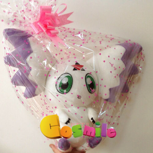 Handmade Plush Toy Doll Stuffed Culumon For Digimon Adventure 15th Kids Gift HQ