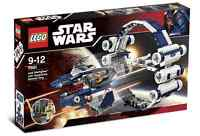 Brand Lego Jedi Starfighter With Hyperdrive Booster Ring 7661