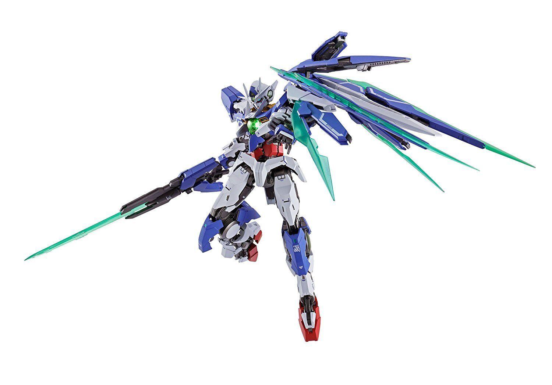 METAL BUILD Mobile Suit Gundam Double Owy Gundam Double O Quanta Action Figure