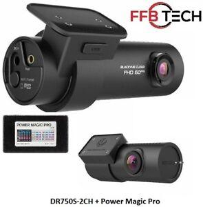 Blackvue DR750S-2CH 16GB Sensor de Imagen 16 GB