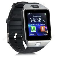 Bluetooth Smart Watch DZ09 Smartwatch GSM SIM Card For Android Phone 2016 Hot