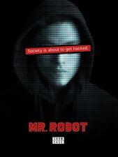 POSTER MR. ROBOT MISTER MR ELLIOT ALDERRSON RAMI MALEK SERIE TV SEASON PRINT #14