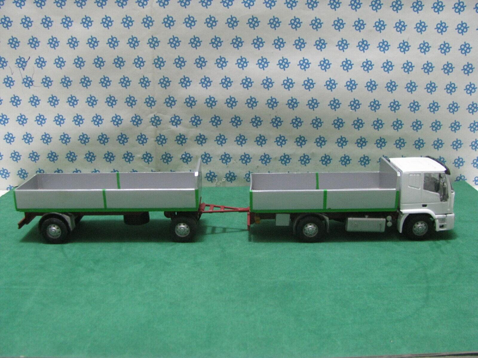 Camión Iveco Euredech Euredech Euredech Performer Tonneau Fijo -1 43 Old Cars   Gila Modelos 214083
