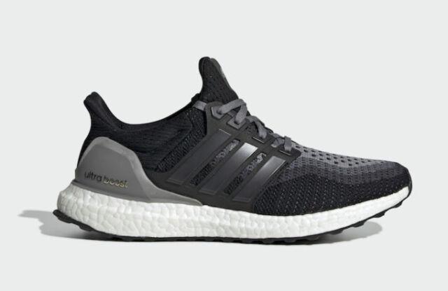 d0aba341e4dff Women s Adidas Ultraboost 2.0 Running Sneaker AF5141 Black Grey gradient