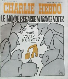 Charlie-View-No-382-of-Mars-1978-le-Monde-Watch-the-France-Vote