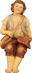 Crèches Johannes crèches personnage marcheurs assis pour personnages Taille Environ 9 cm