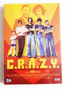 CRAZY-Jean-Marc-VALLEE-DVD-tres-bon-etat