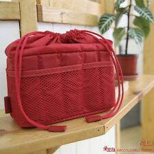 Ciesta Arco Mini Flexible Camera Insert Partition Bag Red