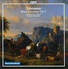Telemann: Wind Concertos, Vol. 7 (CD, Feb-2012, CPO)
