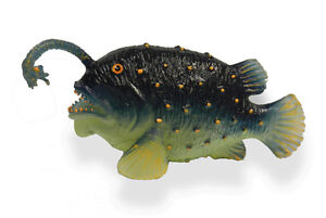 Aaa 13809ang angler fish bottom feeder sealife toy model for Bottom feeder fish list