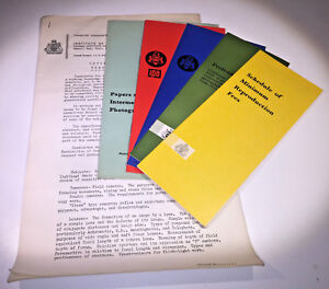 Institute-of-Incorporated-Photographers-membership-amp-exam-pack-from-1960s