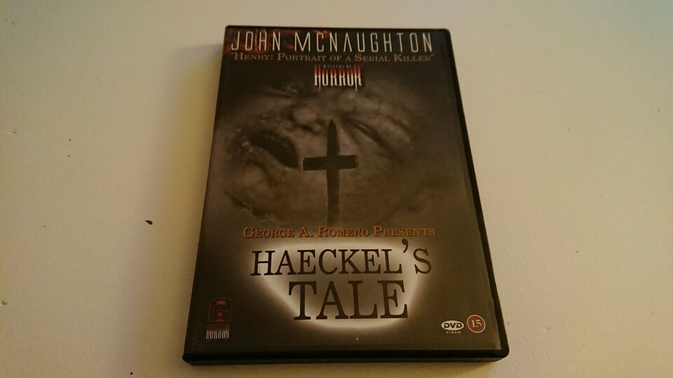 Haeckel´s Tale, DVD, gyser