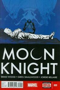 Moon-Knight-Vol-6-9-como-Nuevo-NM-Marvel-Comics-Edad-Moderna