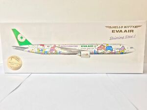 04f6cdebd Hogan Wings 10024, Boeing 777-300ER, Eva Air, Shining Star, B-16722 ...