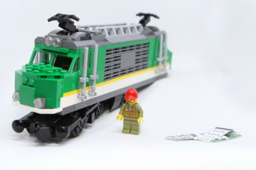60198 back Wheel,Battery, Motor Not Incl Lego Cargo Train Locomotive Engine