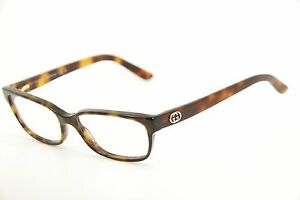 3b96ddb0e5f New Authentic Gucci GG 3151 RLF Havana Tortoise 53mm Italy Frames ...