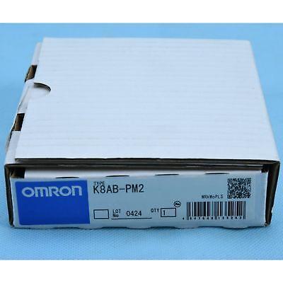 NEW K8AB-PM2 OMRON RELAY ORIGINAL
