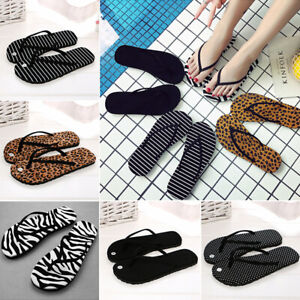 Summer-Women-Flip-Flops-Lady-Beach-Slippers-Flat-Heel-Casual-Sandals-Flip-Flops
