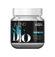 L'Oreal Blond Studio Platinium Plus Bleach Paste 500gr Highlift Bleach Paste