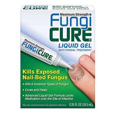 FungiCure Liquid Gel Anti-Fungal Treatment 0.35 fl oz HOT ITEM (10.5 ml)
