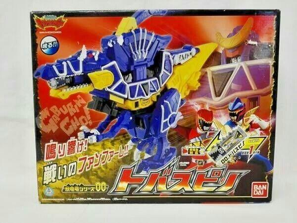 envío gratis Power Rangers Kyoryuger Dino Cochegar Kyoryuger 00 DX jyudenryu tobaspino tobaspino tobaspino Megazord  grandes ofertas