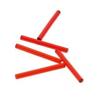 5-x-Lego-System-Lichtschwert-Stab-4L-transparent-rot-Laser-Schwert-Figuren-Zubeh