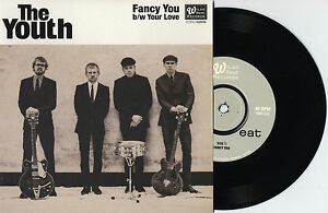 THE-YOUTH-Fancy-You-vinyl-7-034-MP3-NEW-garage-beat-punk-David-Peter-Wilde-Sect