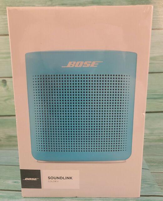 🔥New Sealed Bose Soundlink Color bluetooth speaker II (blue)🔥
