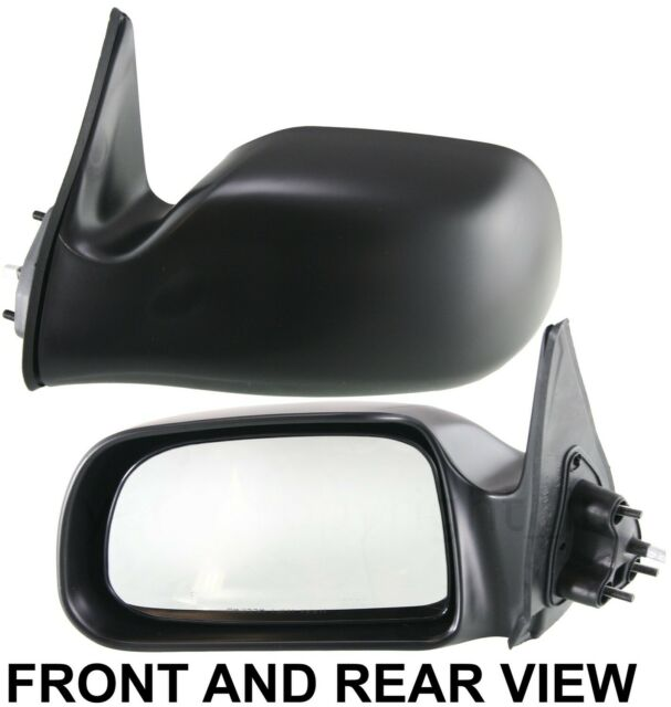 Mirror For 2001-2004 Toyota Tacoma Driver Side Kool Vue