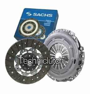 FOR FORD FOCUS CMAX 2.0 TDCi CLUTCH KIT CSC RELEASE HYDRAULIC BEARING SACHS