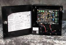 HIRSCH PS2 POWER SUPPLY, 115V / 24V For 2 Locks, ScramblePads & MATCH