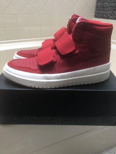 5 1 Double Retro Taglia Jordan Nike Sail White Gym Air Strap Novità Red 10 High PX0Onk8wZN