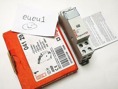 SCHNEIDER CONTACTOR 25 AMP 230 VOLT 3 NORMALLY OPEN CONTACTS 15961 S203