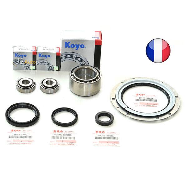 Suzuki Jimny Jeu de roulement de roue Kit de Joints 1998-2008