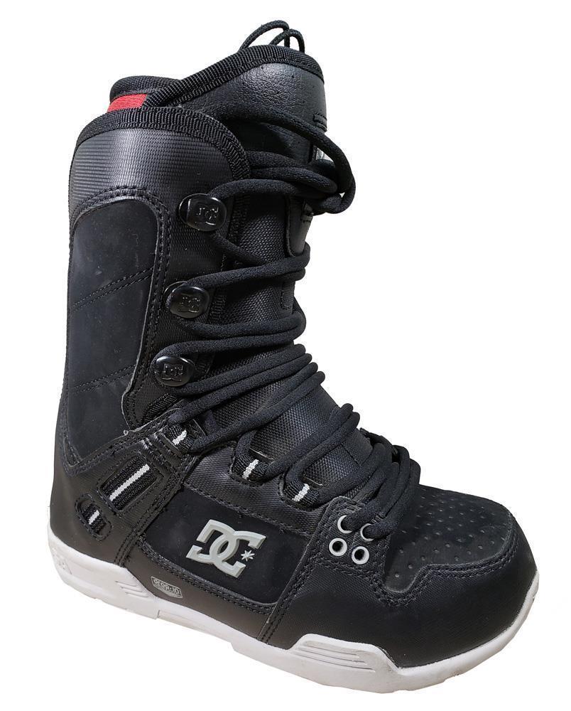 200 DC The Park Snowboard Boots Men 5 = Women 6 = Kid 6 +Burton decal NEW K5
