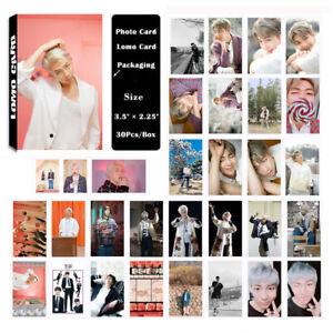 KPOP-Bangtan-Boys-Album-MAP-OF-THE-SOUL-PERSONA-RM-PhotoCard-Lomo-Card