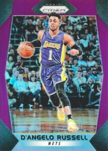 2017-18-Panini-Prizm-Basketball-Purple-Prll-152-D-039-Angelo-Russell-75-Nets
