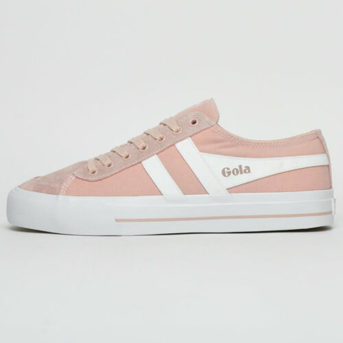 Gola Classics Quota II Womens Girls Retro Vintage Plimsol Trainers From £16.99