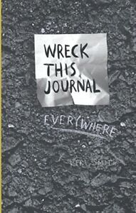 Wreck-This-Journal-Everywhere-by-Smith-Keri-Paperback-Book-9781846148583