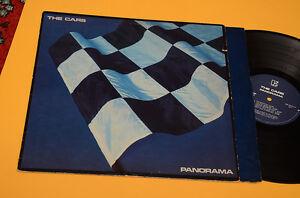 The Cars LP Panorama Orig USA 1980 EX