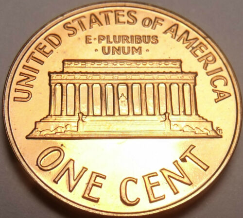 RARE DATE SCARCE 1989-S PROOF LINCOLN CENT~FREE SHIP~