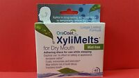 Xylimelts Discs For Dry Mouth 40 Mint Free - 1 Box - Free Shipping